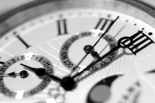 Le temps de la maîtrise d'ouvrage