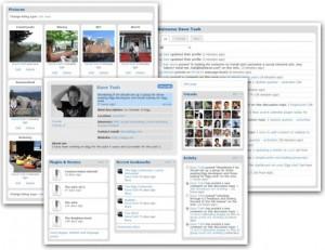 Le réseau social Elgg